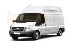 Long Wheel Base Vans - Ford Transit LWB - LWB